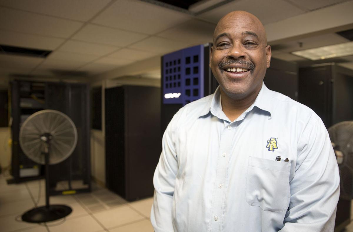 NC A&T Mainframe Computers
