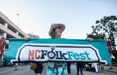 N.C. Folk Fest Friday (copy)