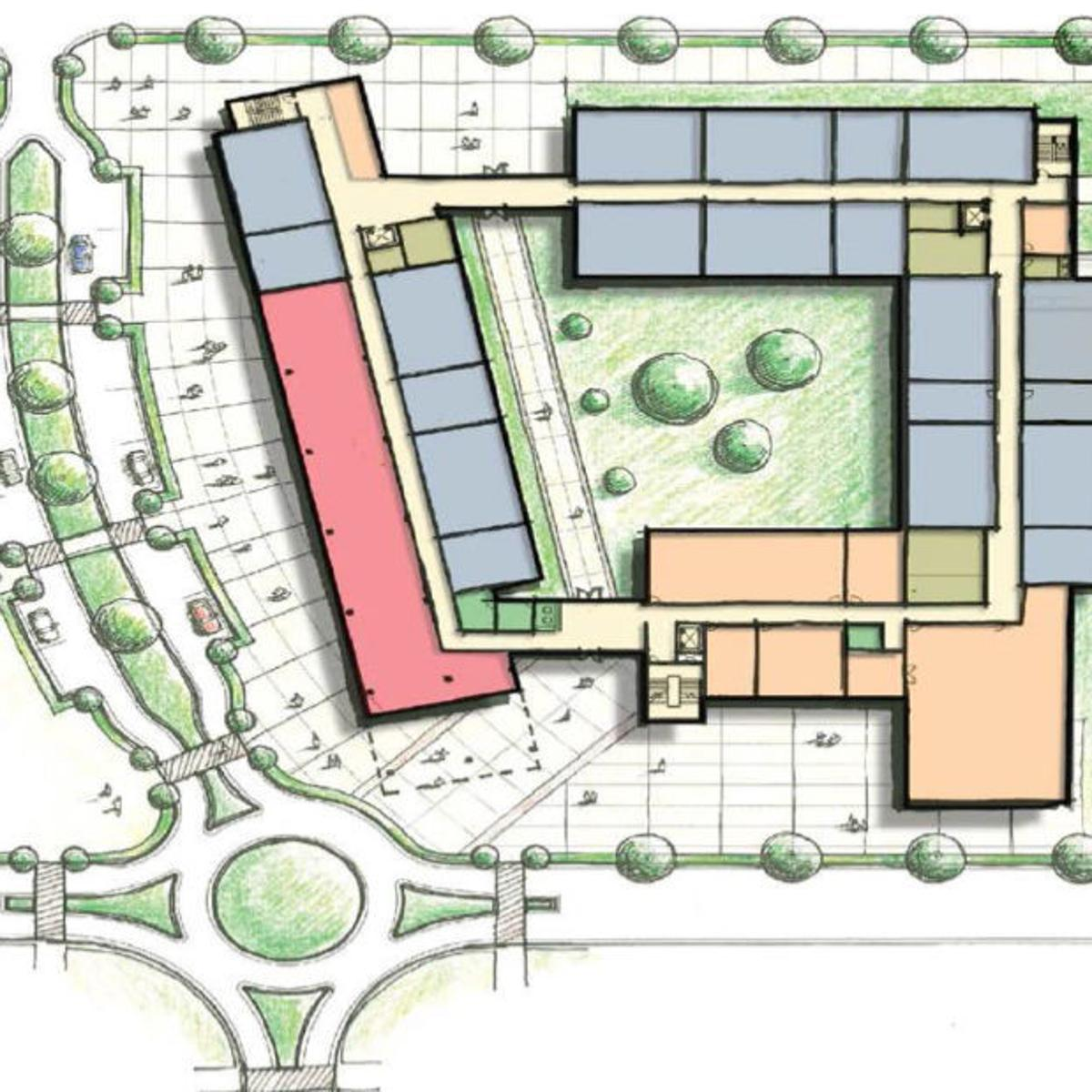 N.C. A&T announces plans for new five-story residence hall ...