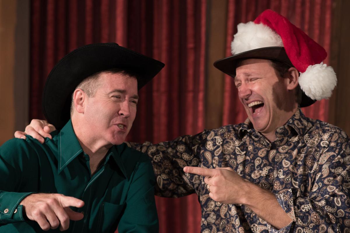 A Tuna Christmas.A Tuna Christmas Plays Tribute To Greensboro S Former