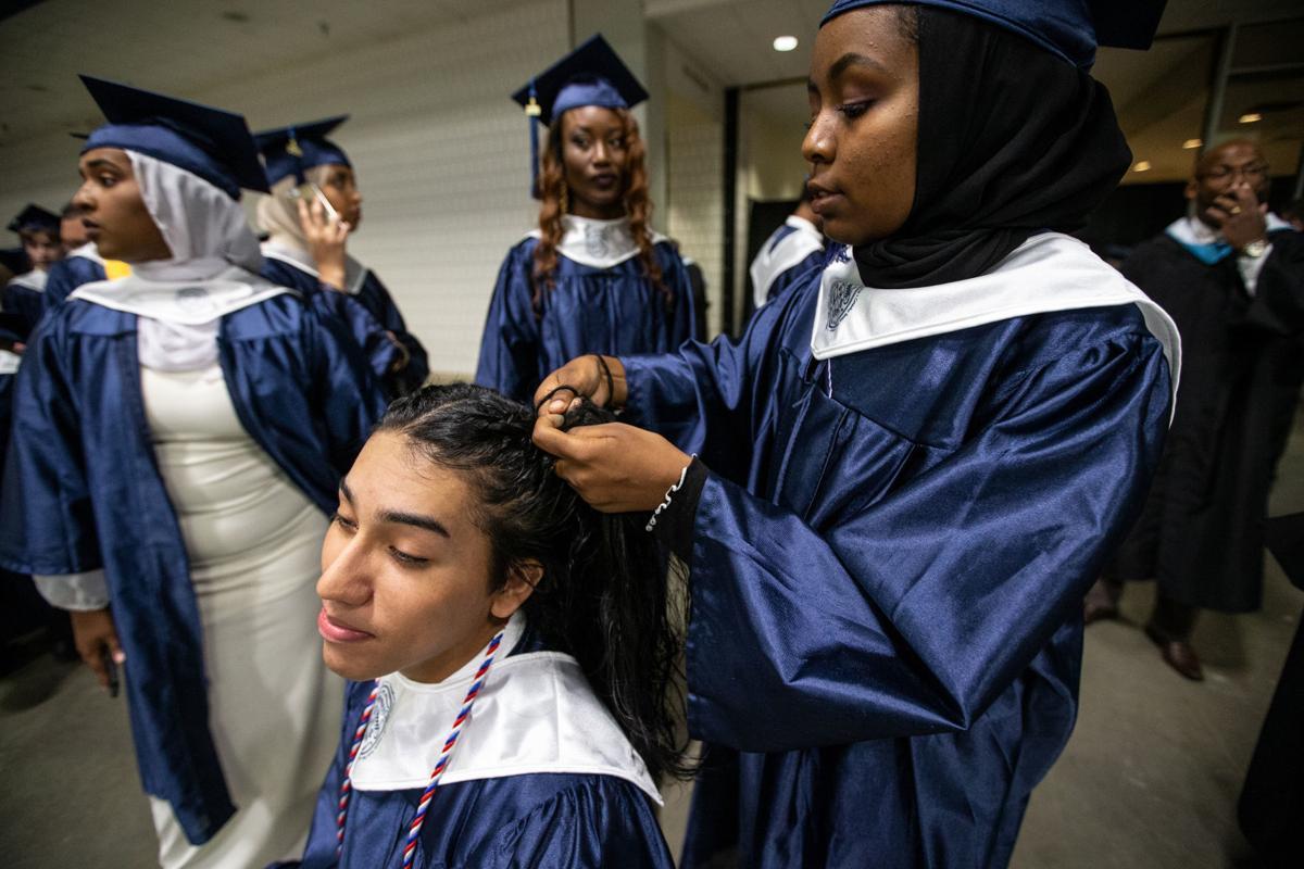 2019 Grimsley High School Graduation