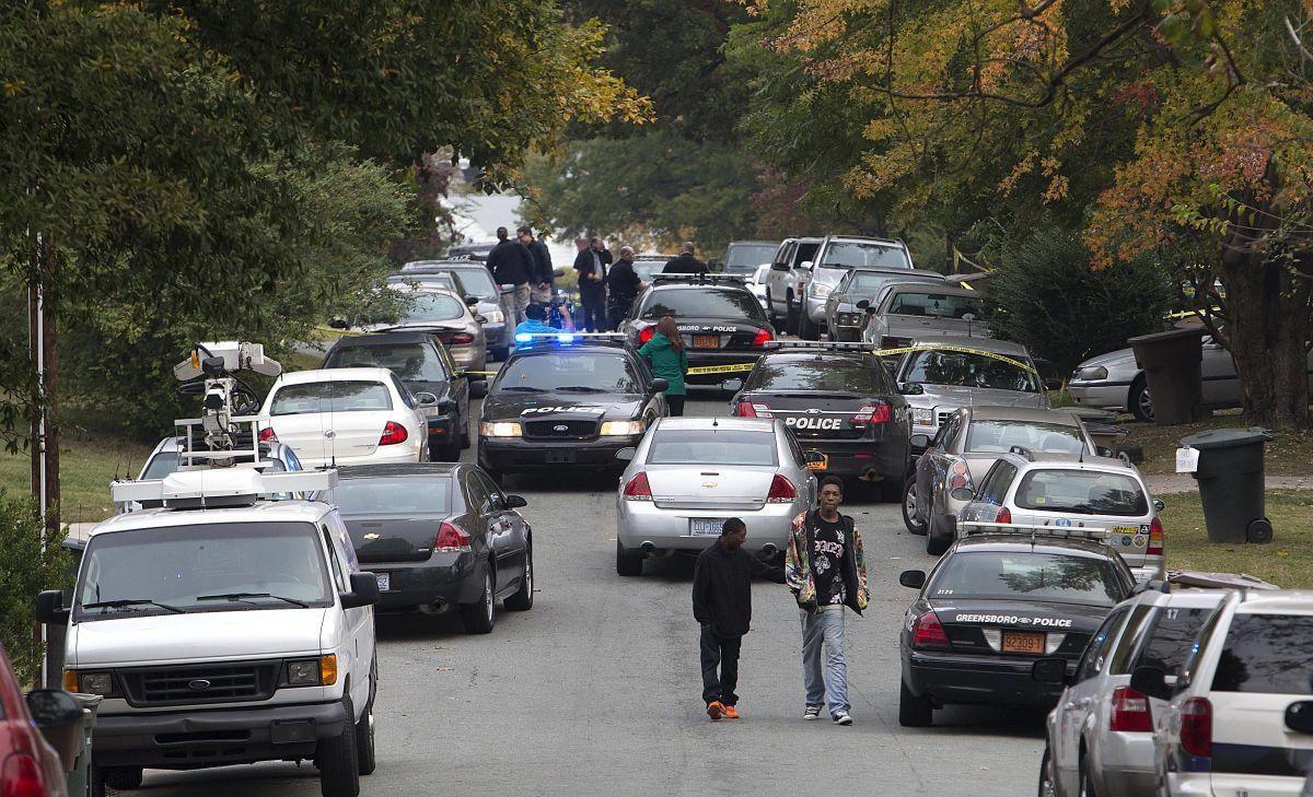 Man killed early Saturday at A&T homecoming party