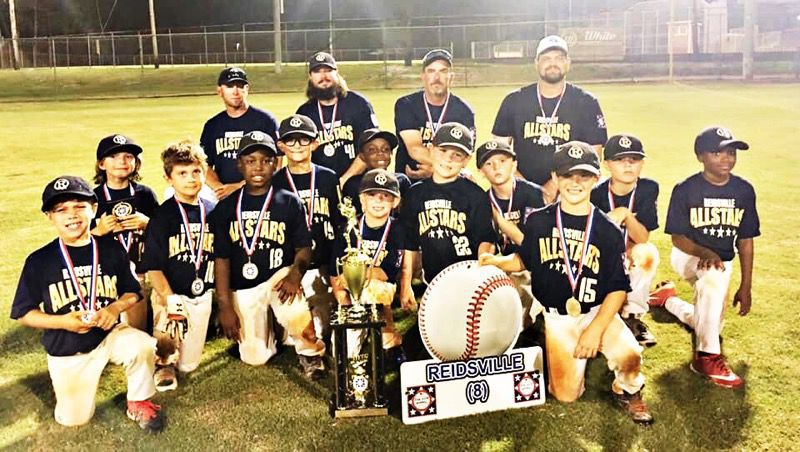 Reidsville Recreation All-Stars headed to Dixie Youth World