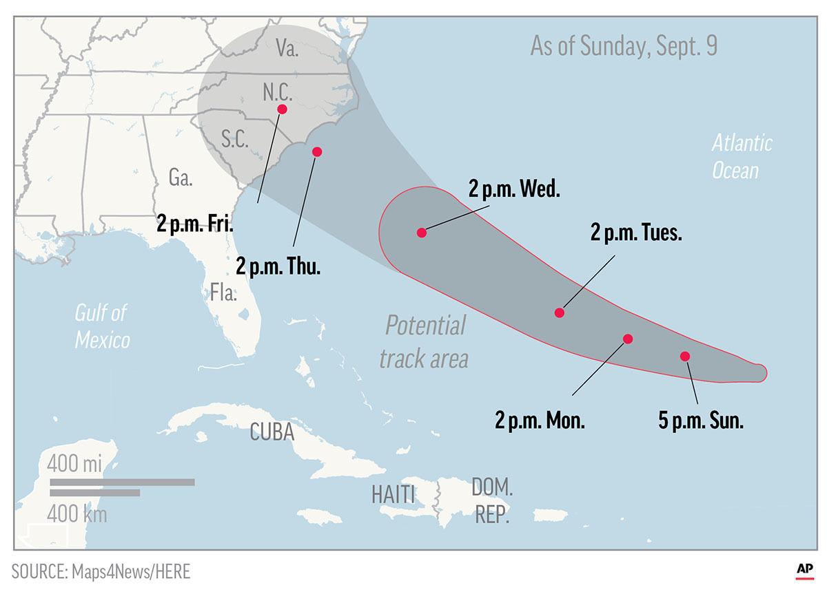 Path Of Hurricane Of A Hurricane Diagram - Car Wiring Diagrams ...