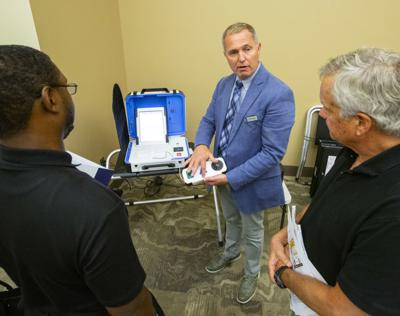 Guilford officials postpone voting machine selection