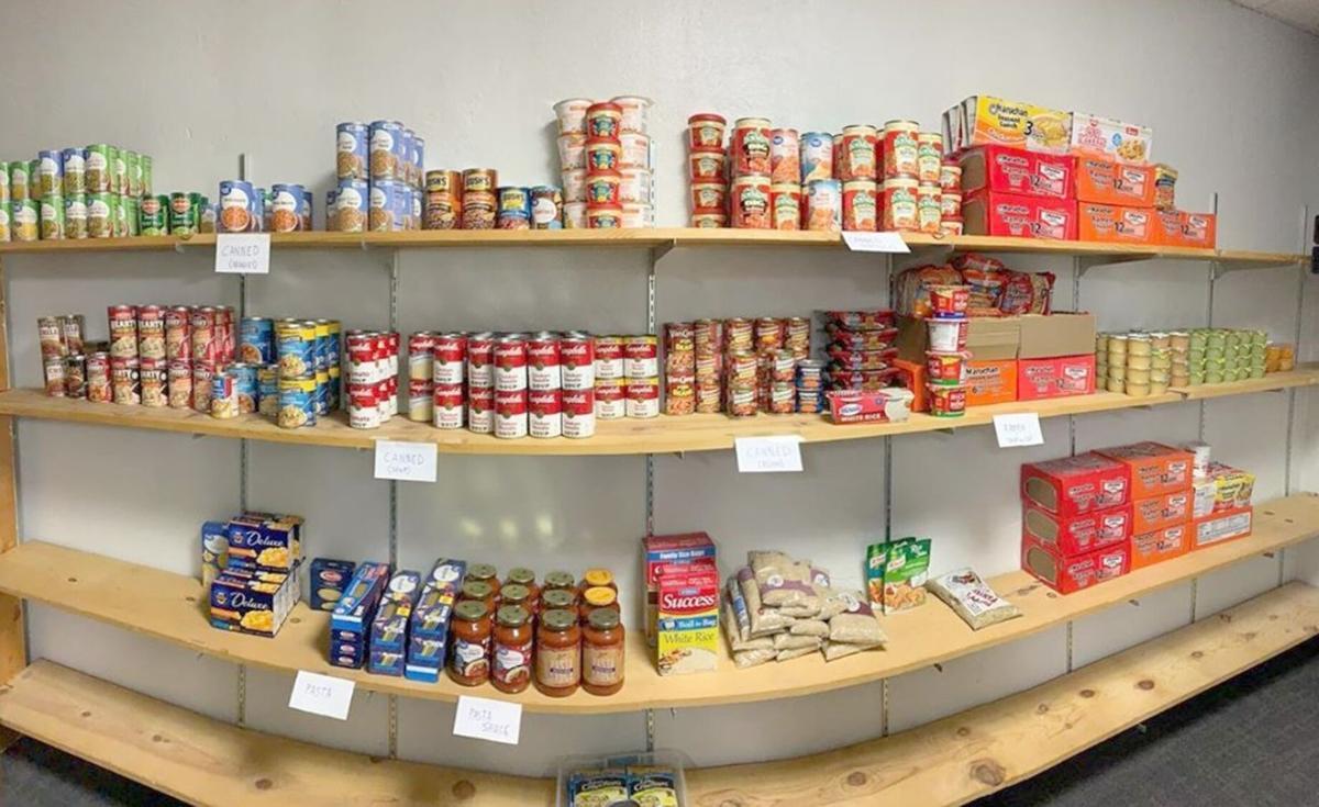 RCC Food Pantry