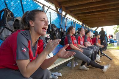 Northwest Guilford softball team (copy) (copy)