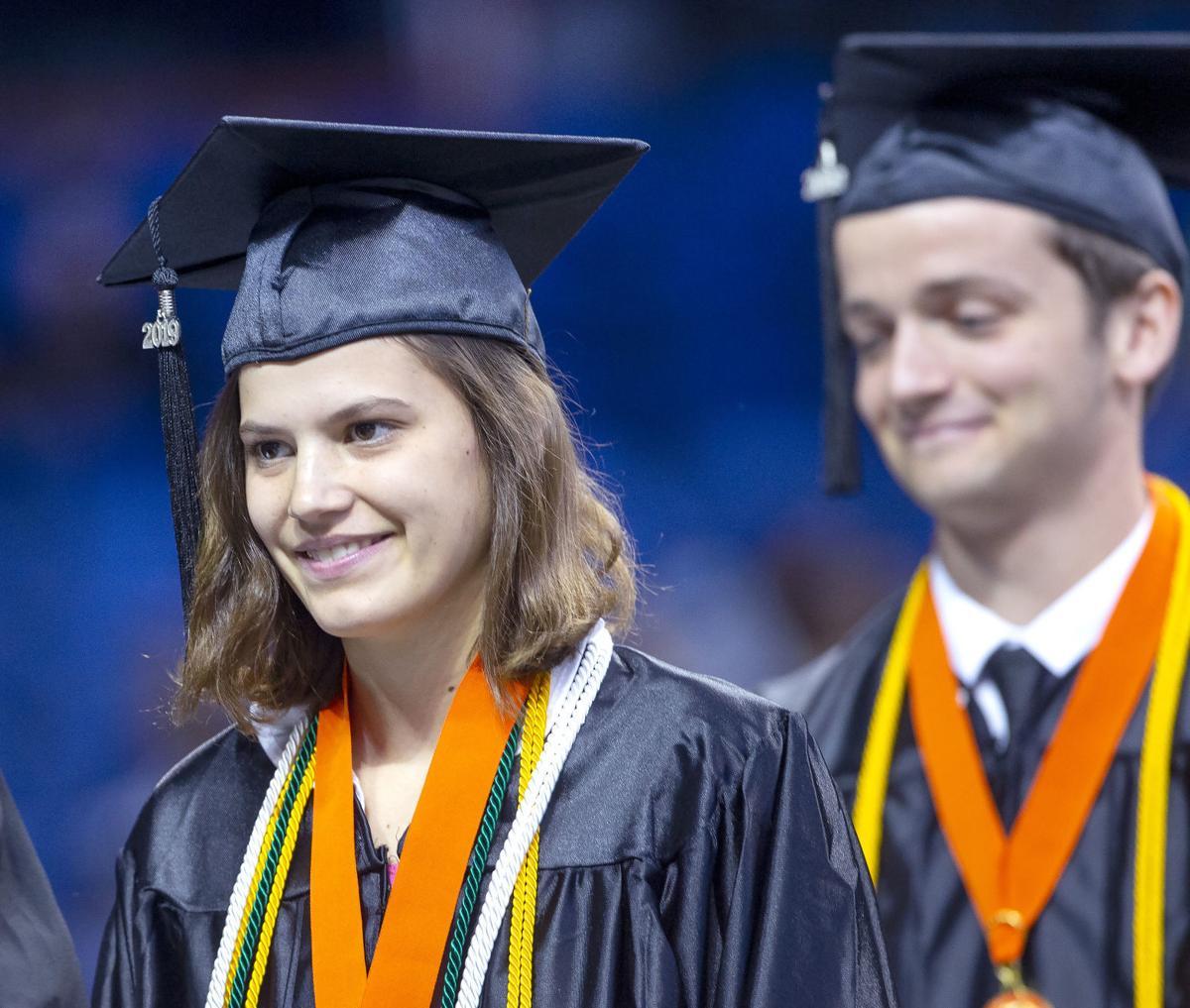 Southeast's 2019 graduation