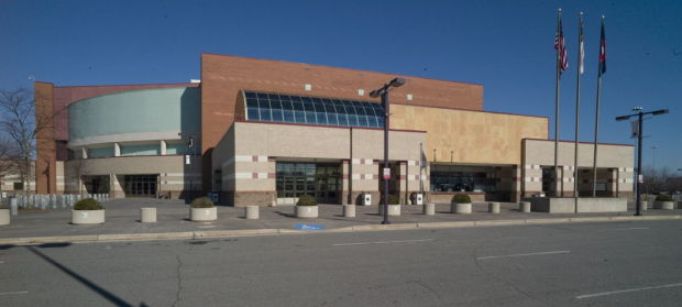 Joel Coliseum (file)