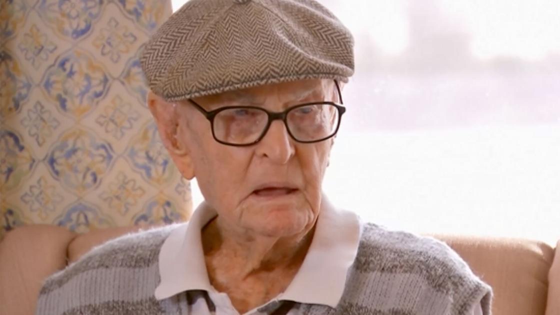 Australia's oldest-ever man, 111, says eating chicken brains aids longevity