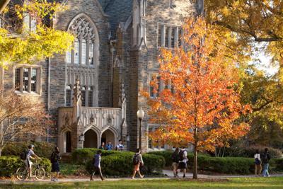 Duke University generic West Campus