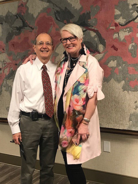 Dr. Magrinat and Connie Post.jpg