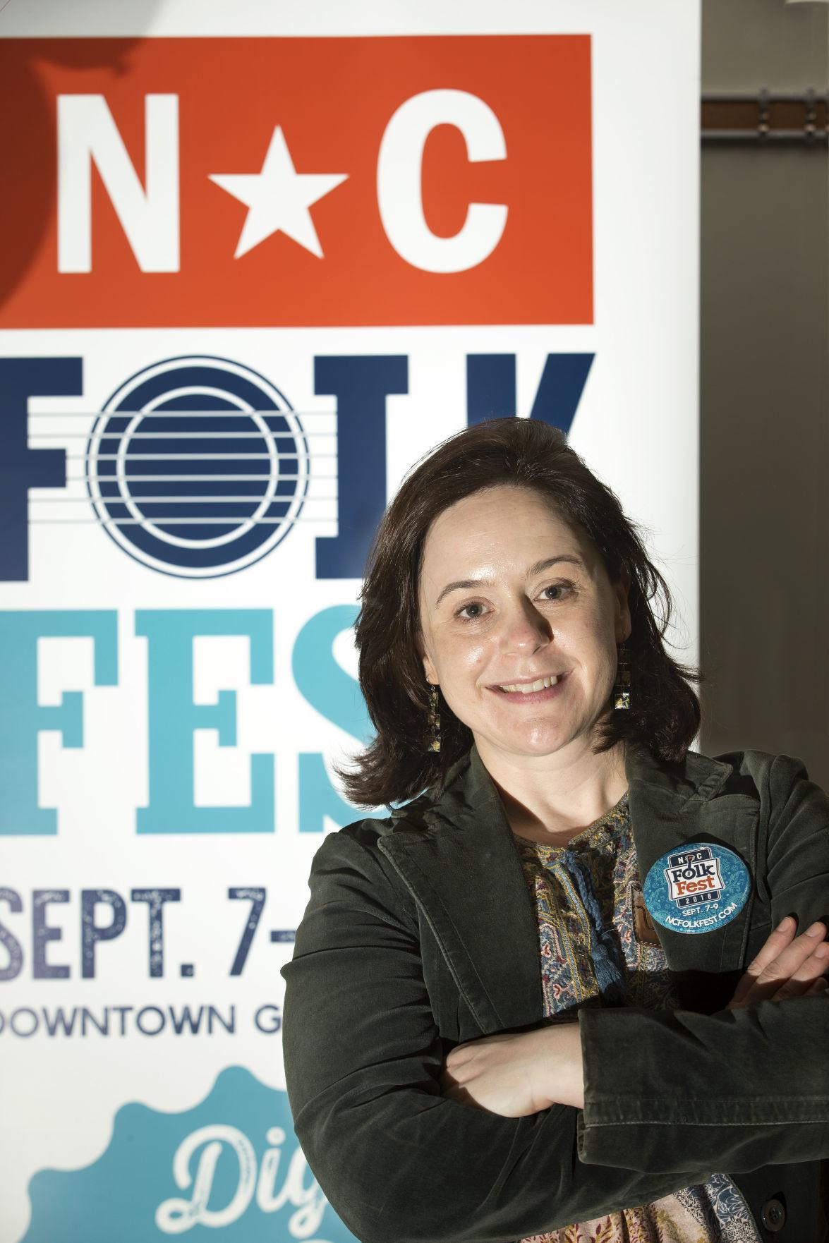 N.C. Folk Festival Director