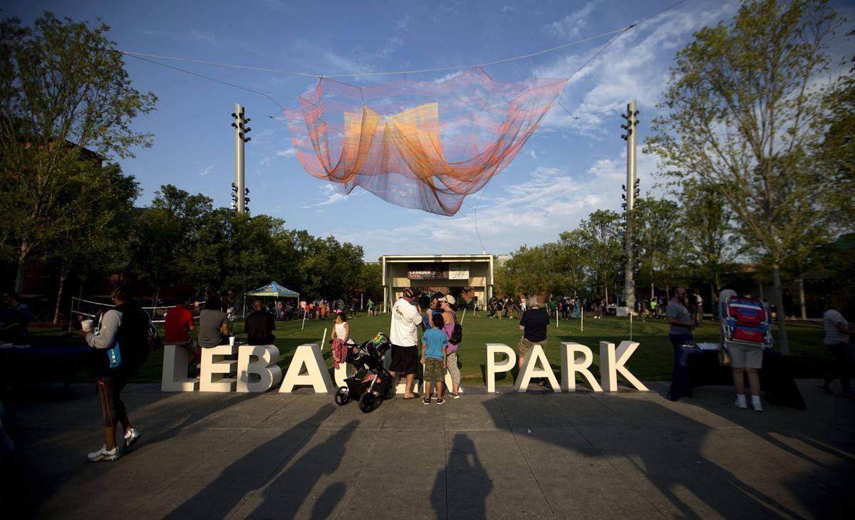 greensboro u0027s lebauer park poised to be u0027downtown playground