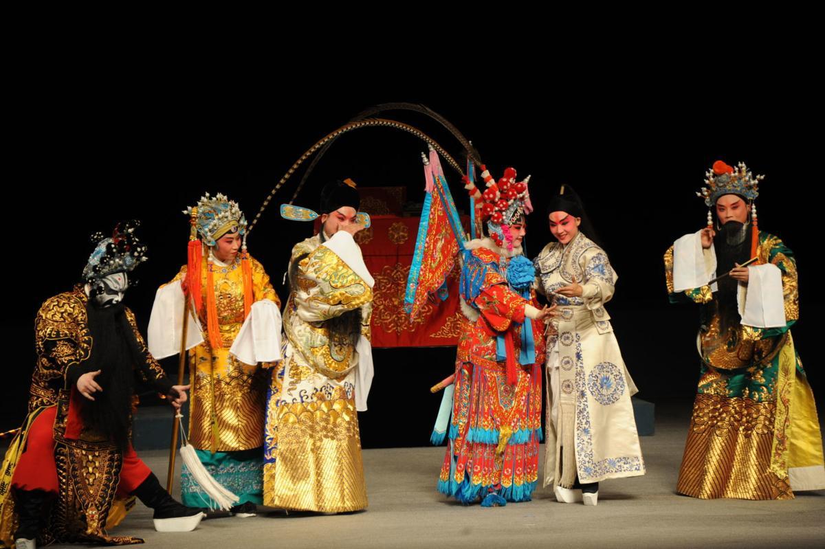 Wu Opera Troupe of Yiwu City
