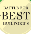 Battle for Guilford's Best