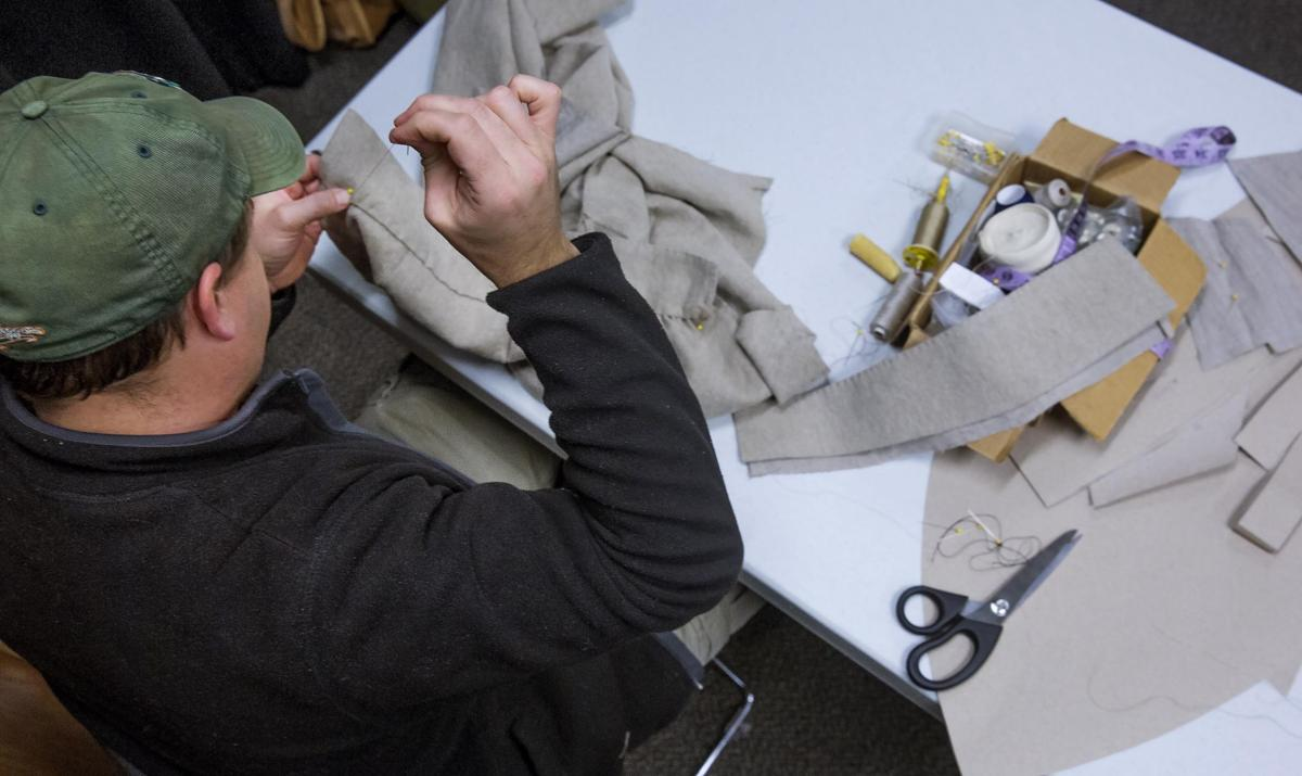 Making breeches, 'the blue jeans of the 18th century' | Lifestyles