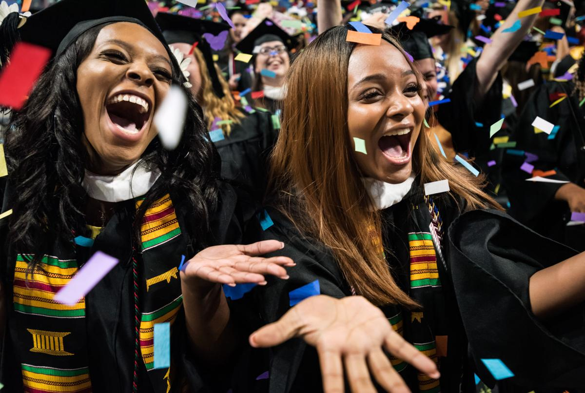 Salem College Commencement 2019