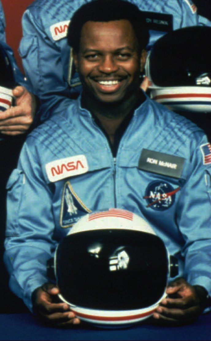Ronald McNair NASA astronaut