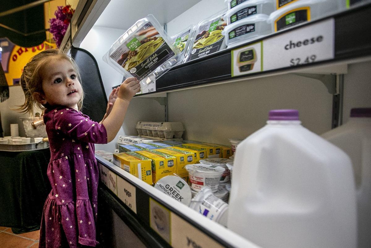 Market at Children's Museum re-opens (copy)