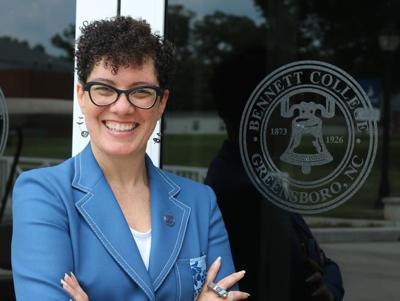 Suzanne Walsh Bennett College president 2019