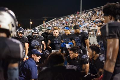 East Forsyth Greensboro Grimsley Football (copy)