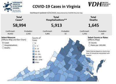 VDH report