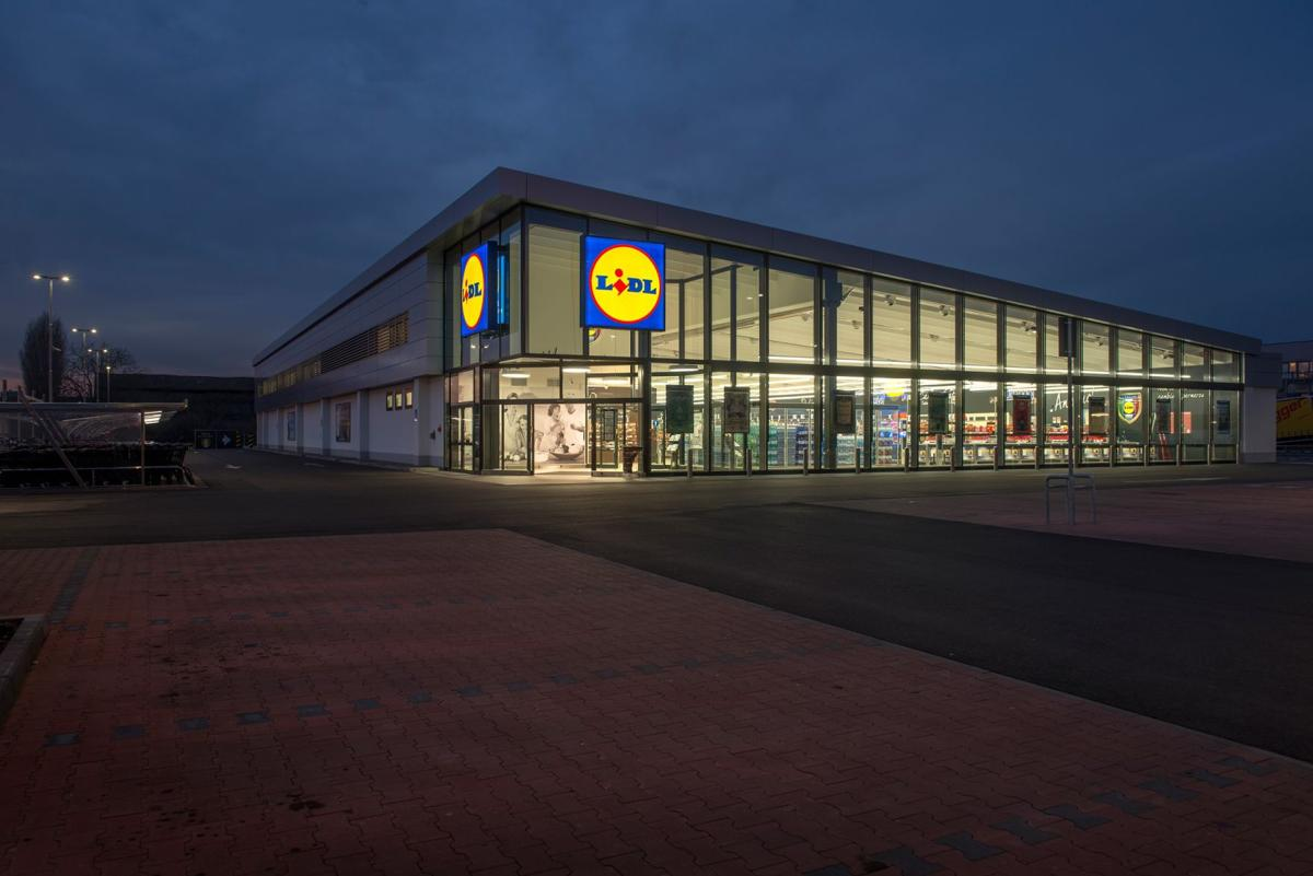 Lidl breaks ground