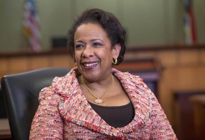 Former U S  attorney general Loretta Lynch says she's always