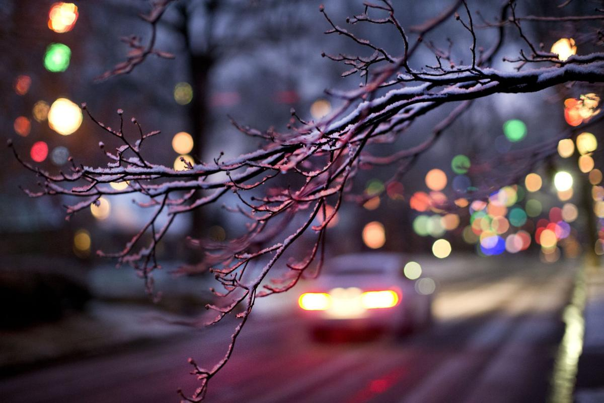 Snowfall leads to dozens of wrecks in Guilford County | Local News