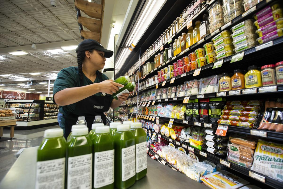 Promising to do the 'heavy lifting' for shoppers, Sprouts
