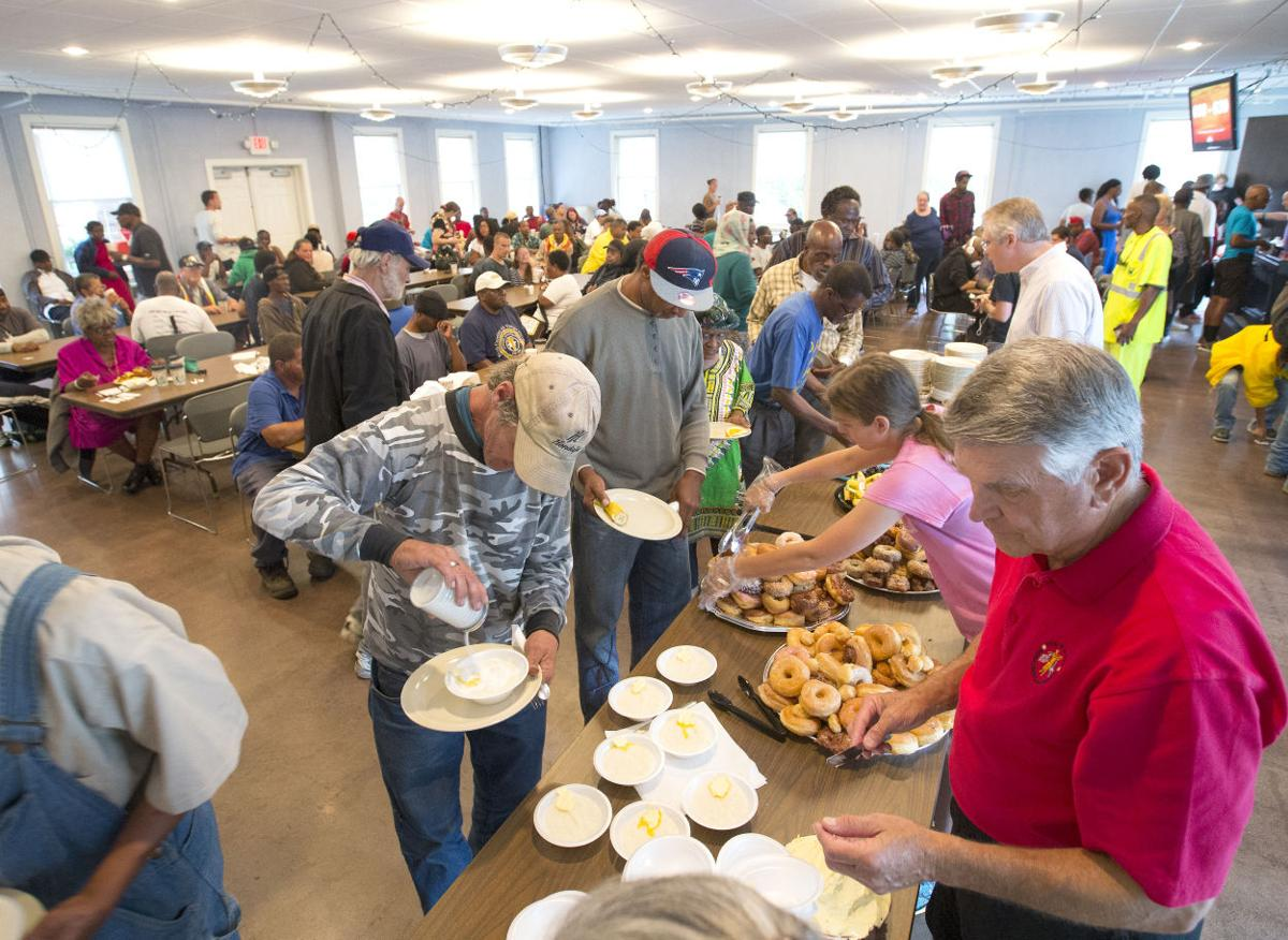 guide to free meals in greensboro reveals depth of food insecurity