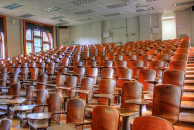 College university generic lecture hall