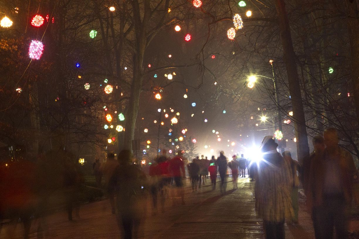 8 Count: Best places to see holiday lights near Greensboro ...