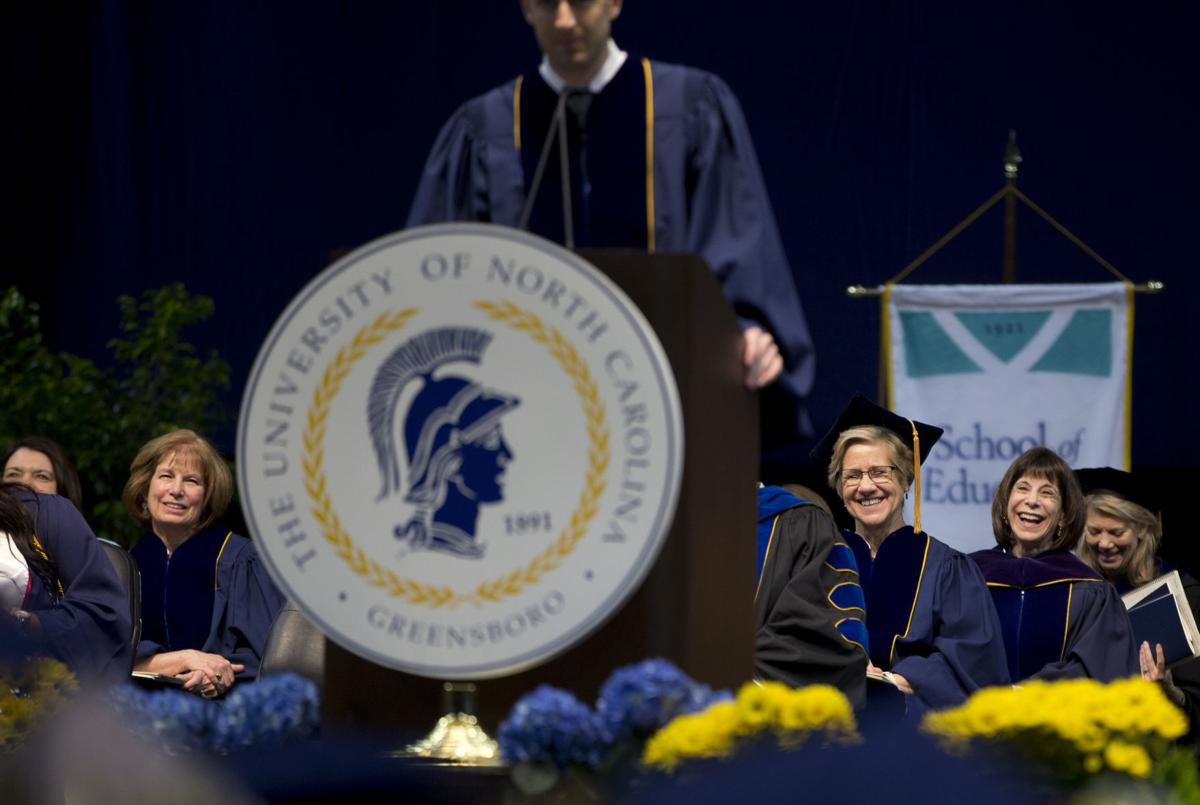 UNCG 125th Commencement