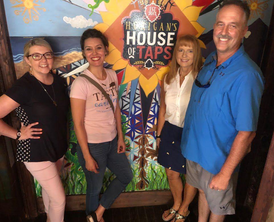 Jennifer Bringle Taste Carolina Gourmet Food Tour