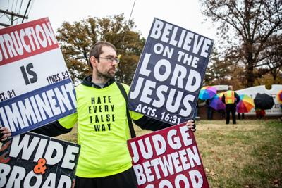 Westboro Baptist Church protests (copy)