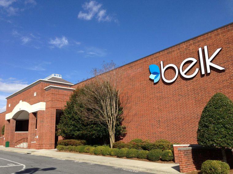 Belk adding 2nd Friendly Center store, closing Oak Hollow ...