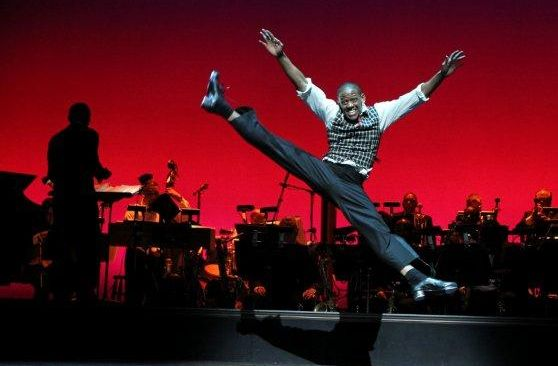 High Point's Jared Grimes wins top Broadway dance award