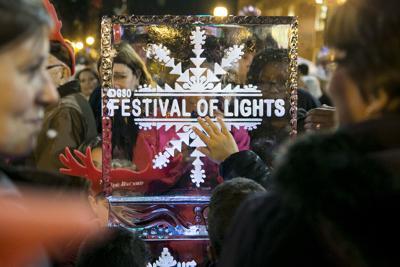 Holiday arts: Festival of Lights