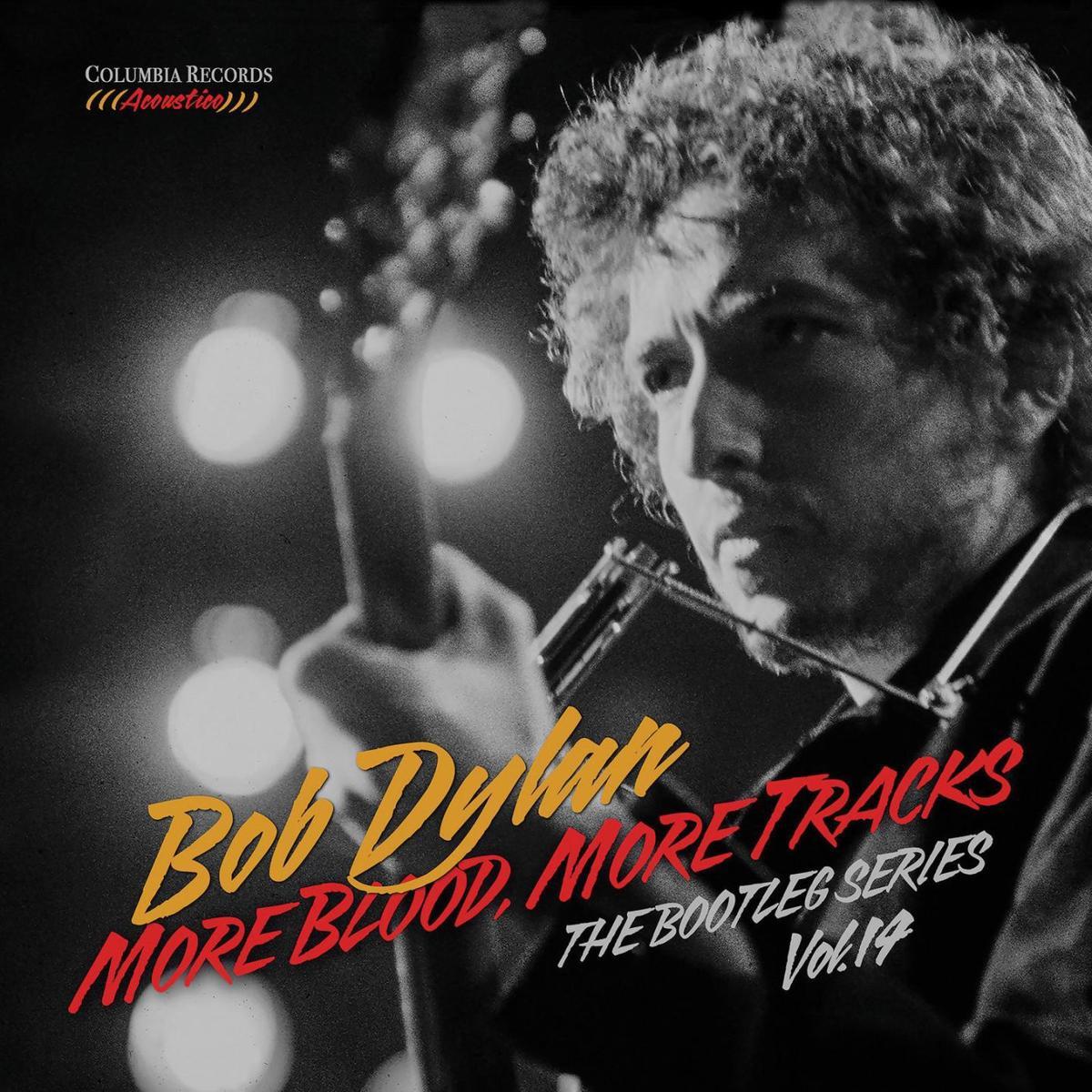 """Bob Dylan """"More Blood"""""""
