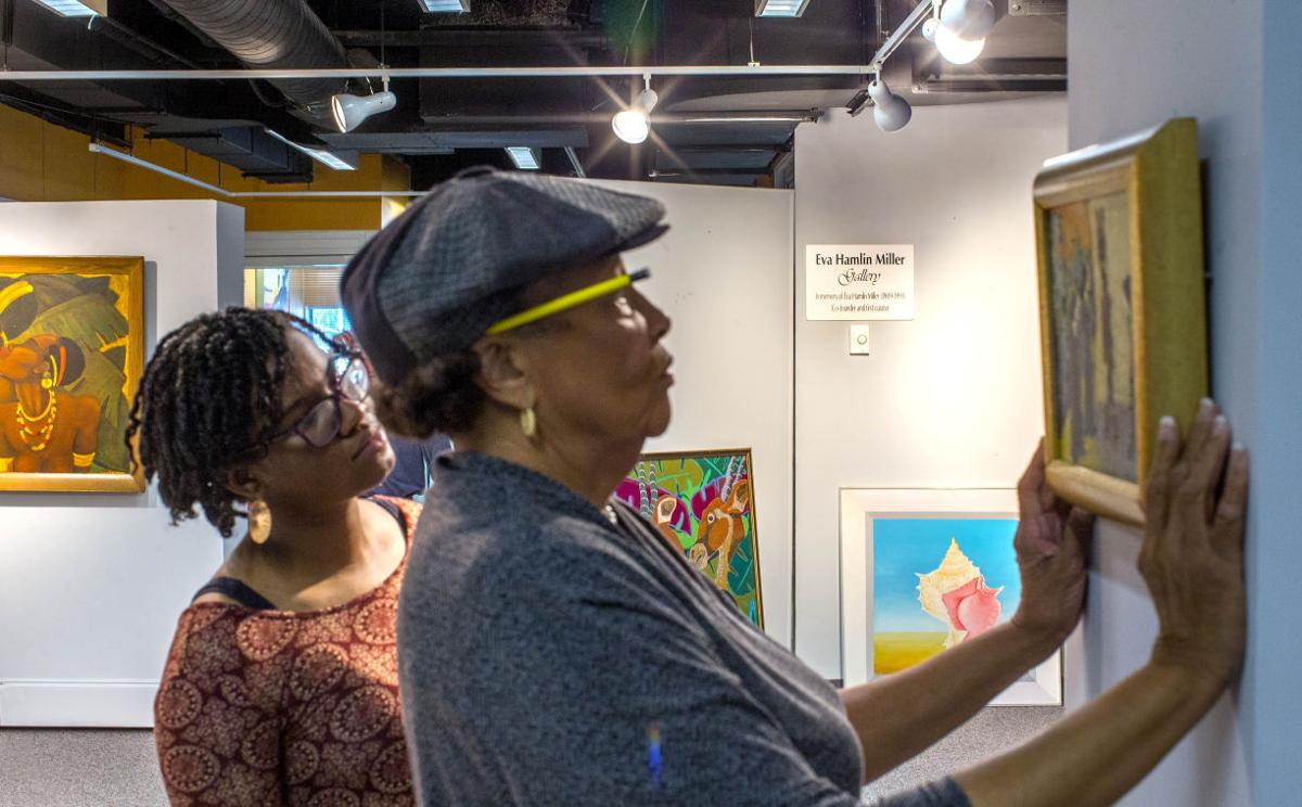 African-American Atelier gallery exhibition