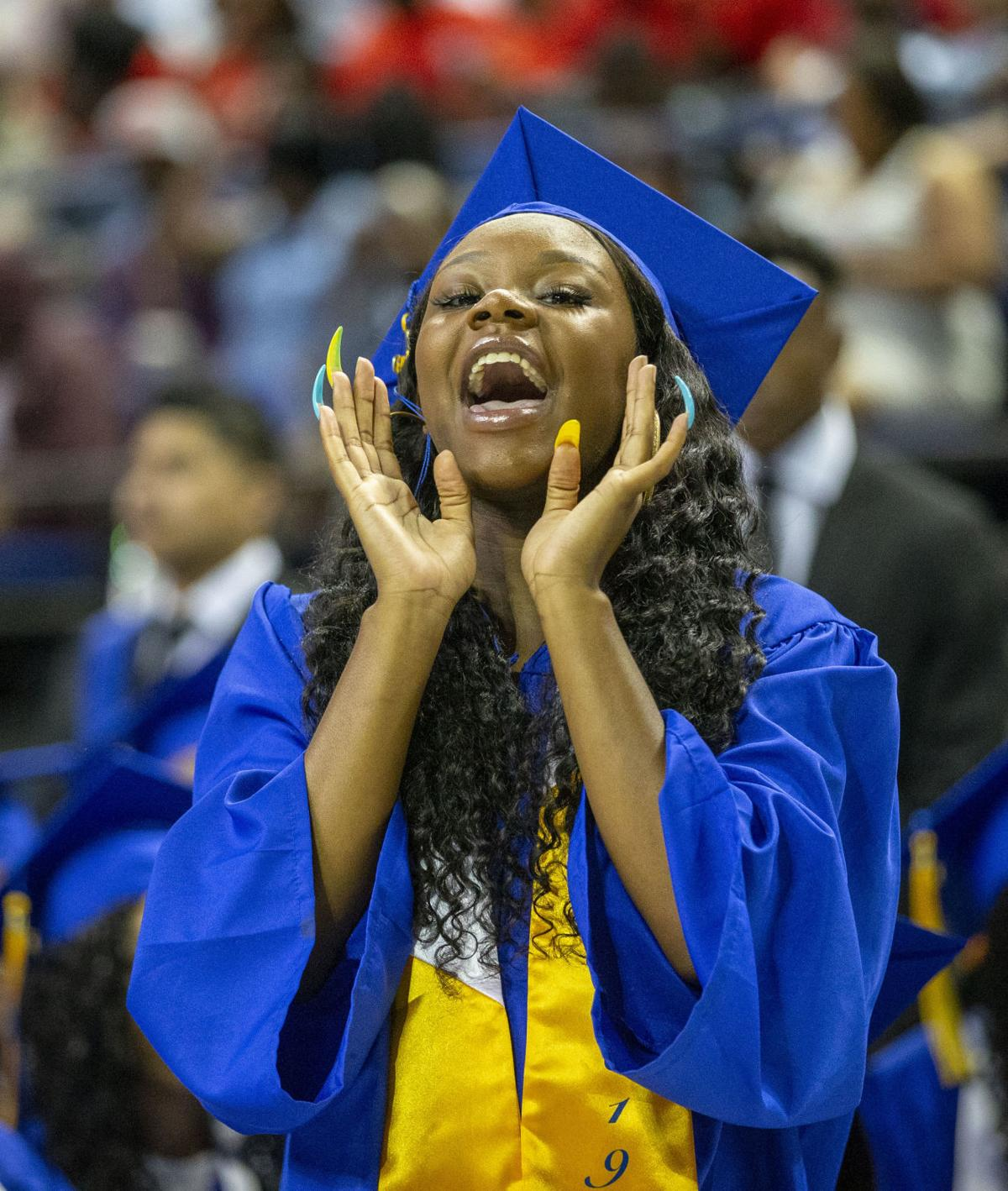 Graduation Dudley