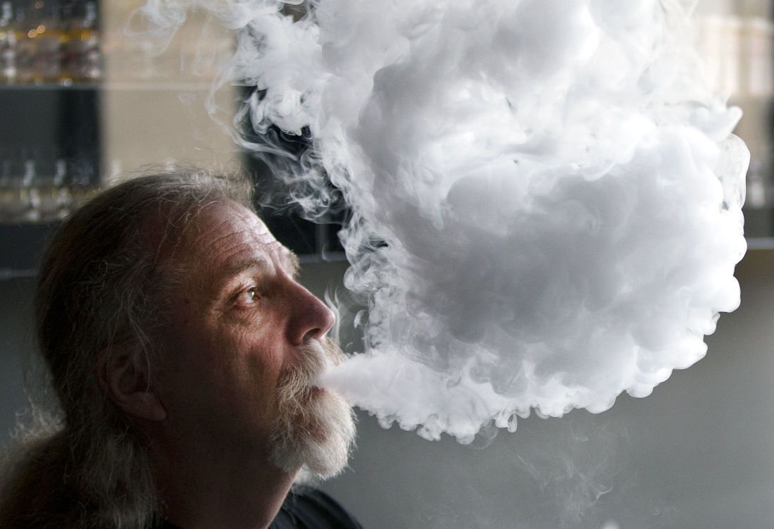 The Refinery Vape Lounge opens in Greensboro