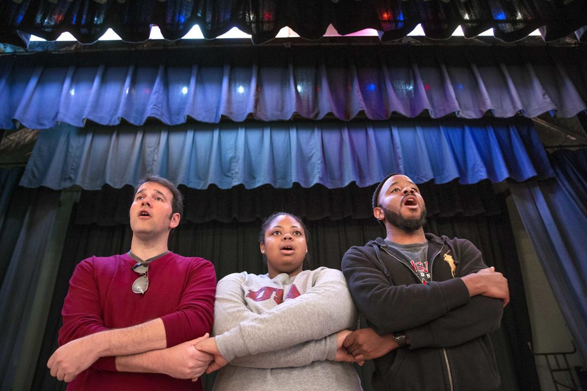 Touring Theatre of NC rehearsal (copy)