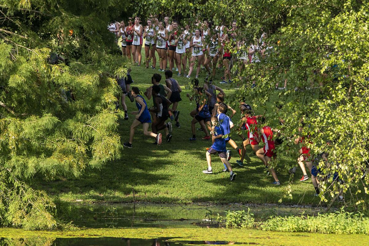 2018 Guilford County Cross Country Championships Hsxtra