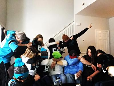 Panthers fans: Show us your best Dab! | Gnr | greensboro com