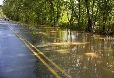 flooded road generic