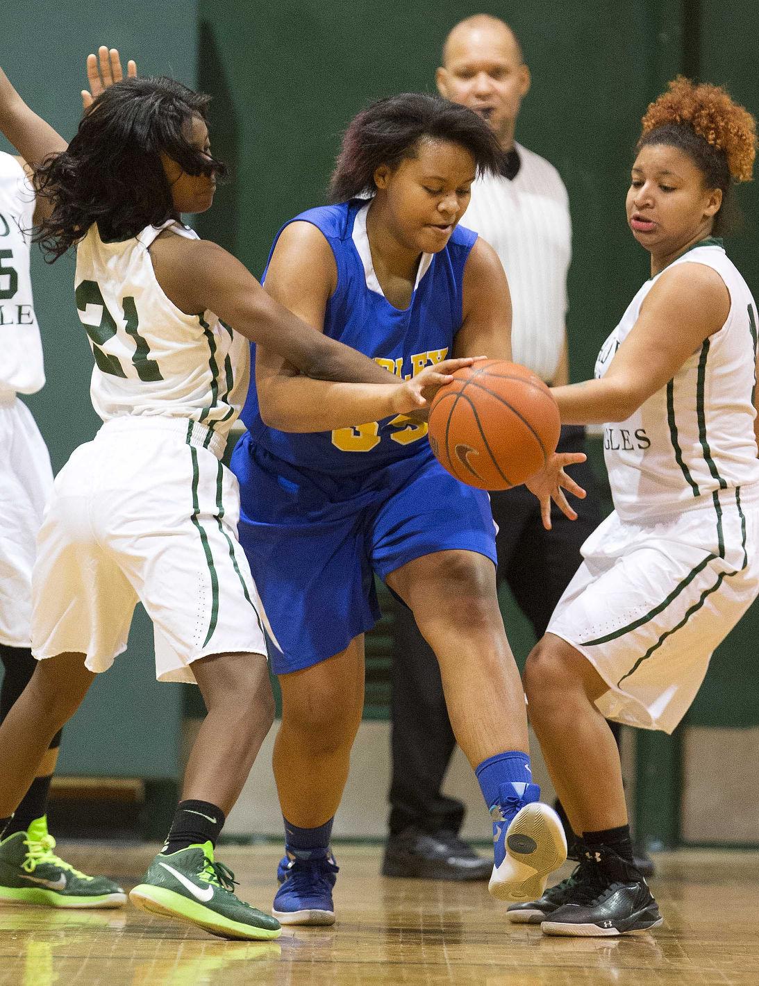 High School Girls Basketball: Dudley 50, Smith 38 ...