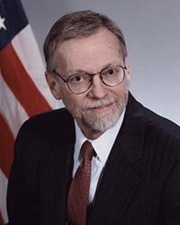 D. James Baker
